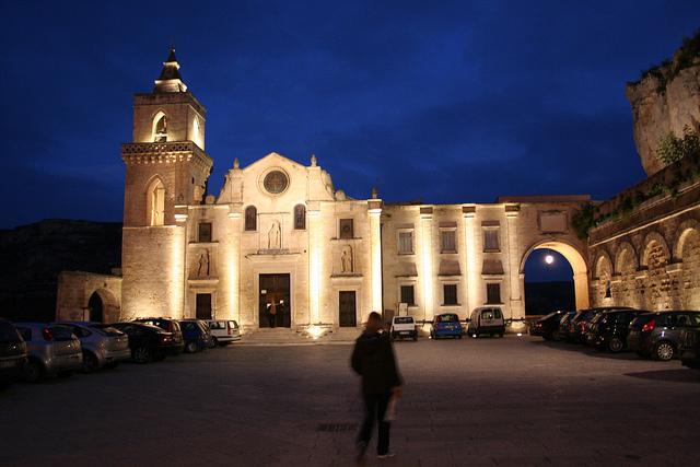 San Pietro Caveoso a Matera